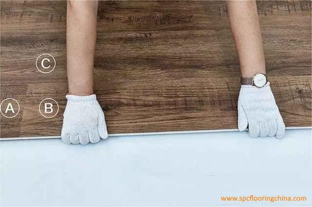 click lock spc flooring