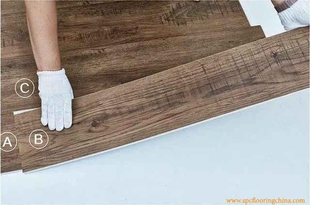 install spc flooring